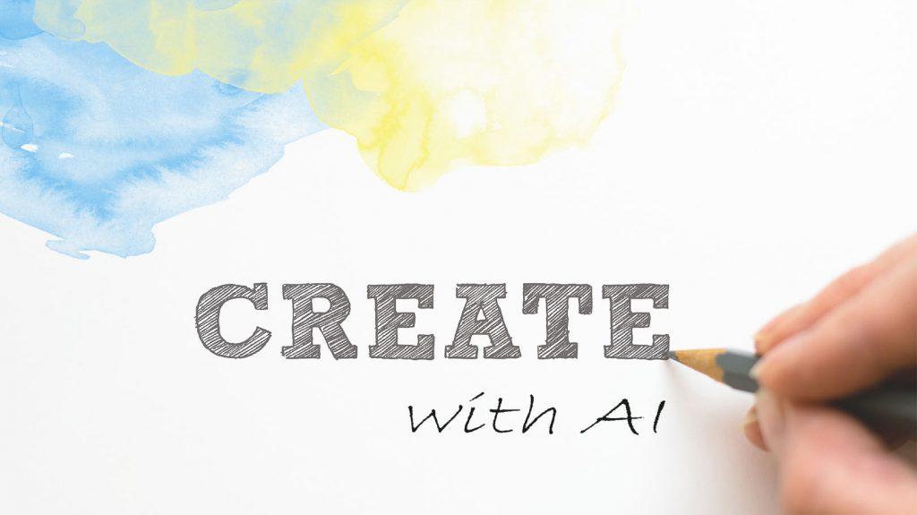 Intelligenza Artificiale per i creativi