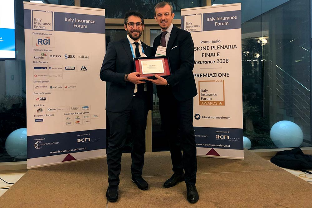 Namu vince agli Italy Insurance Award 2018 come Startup più innovativa
