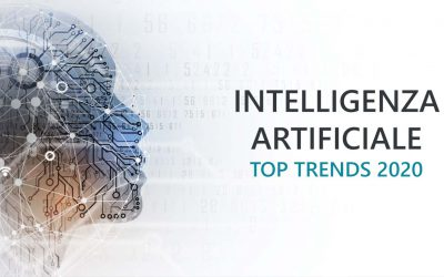 L'Intelligenza Artificiale nel 2020: i top trends